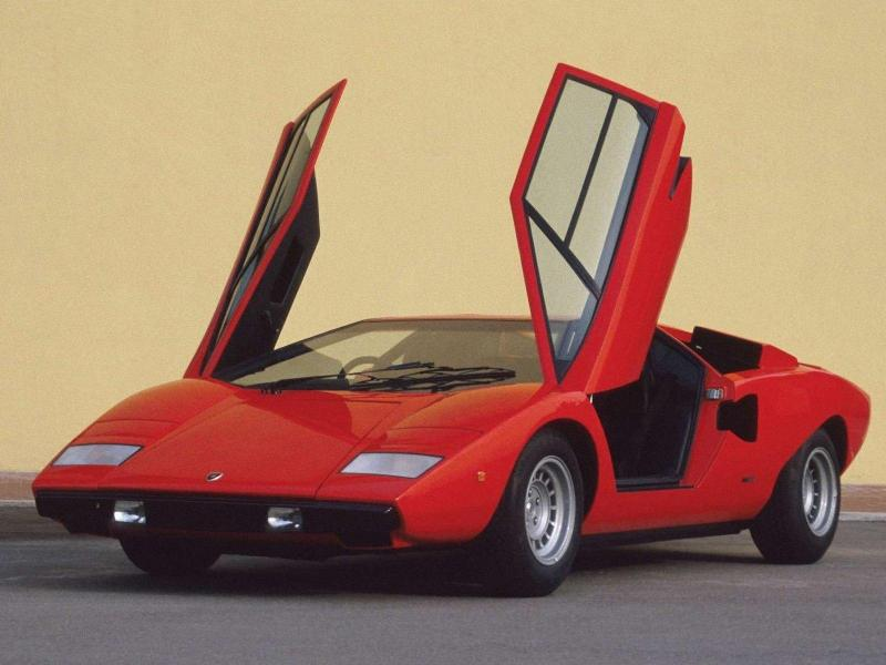 Profile: The Lamborghini Countach. – Infinite-Garage