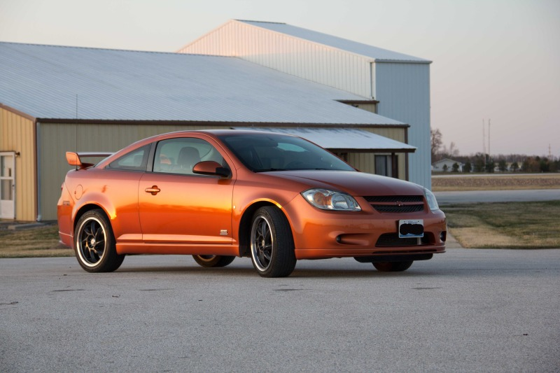 Photoshoot: Chevy Cobalt SS Supercharged – Infinite-Garage