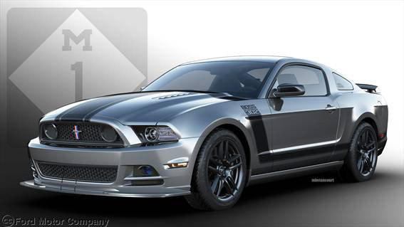 Raffle Tickets on Sale for 2013 Ford Mustang Boss 302