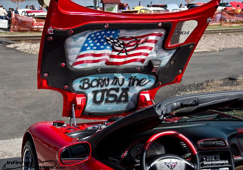 Corvette Patriotic