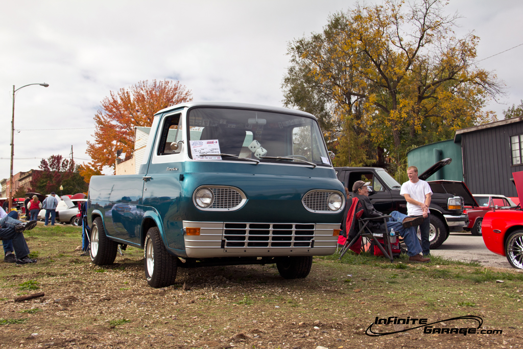 Ford Econoline pick up truck