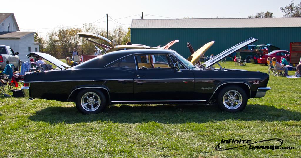 Beautiful 66 Chevy Impala Infinite Garage