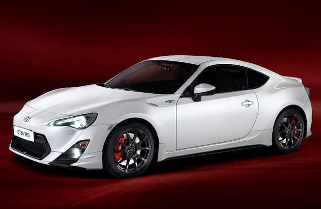 Supercharged Scion Frs Coming Soon From Trd Infinite Garage