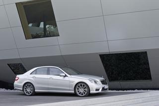 E63 AMG Mercedes