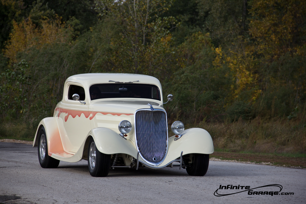 Dream-Cicle Ford Hot Rod – Infinite-Garage