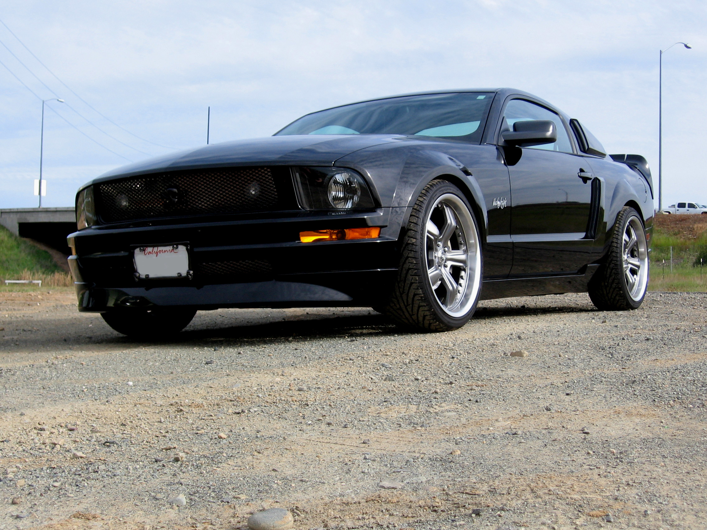 V6 Ford Mustang