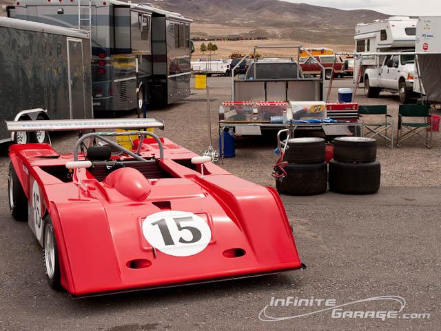 Red Racecar