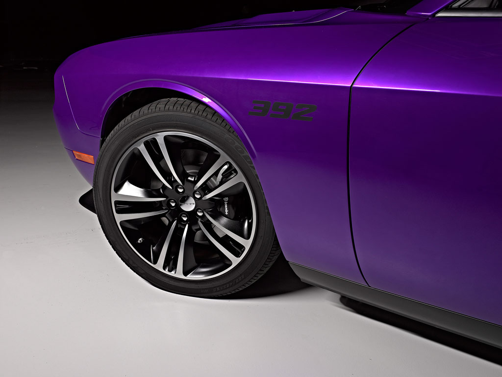 "Dodge Challenger Srt8 Core The Challenger Srt8 ""core"""