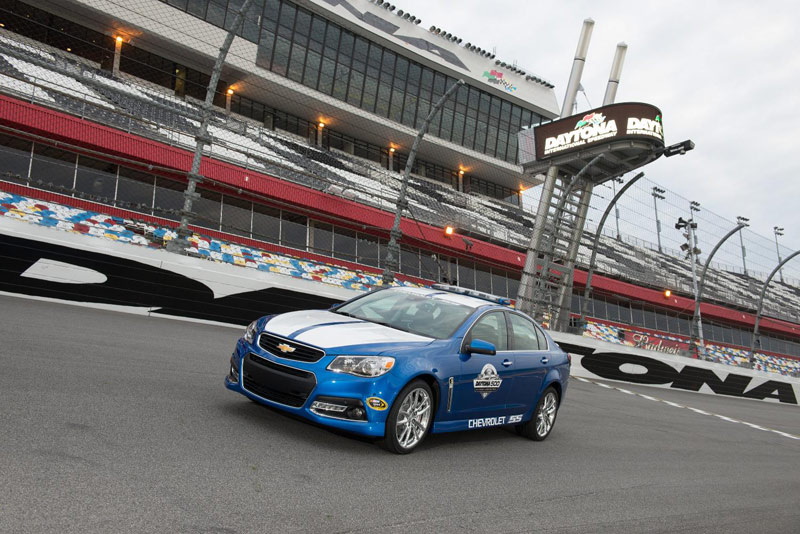 Chevy SS Pace Car