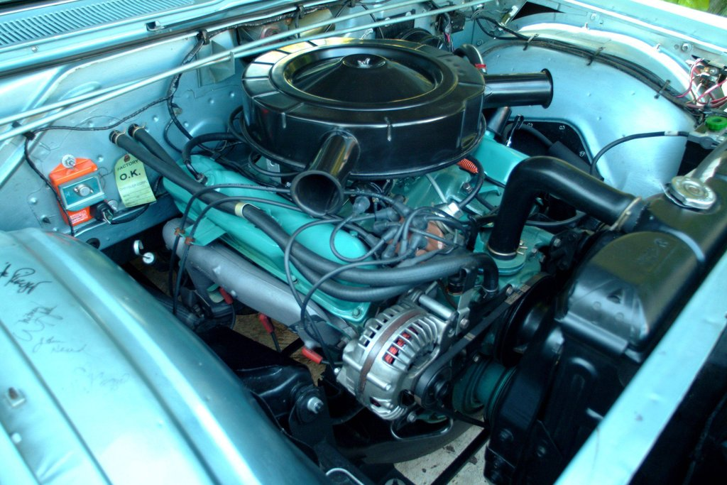 installed engine