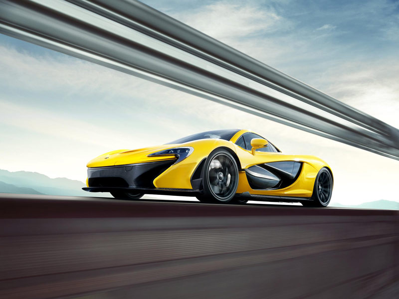 The McLaren P1 stats performance horsepower and price