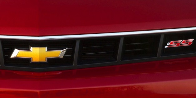 2014 Camaro grill