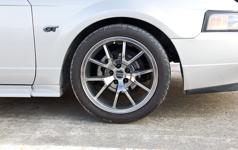 Ford Mustang Wheels