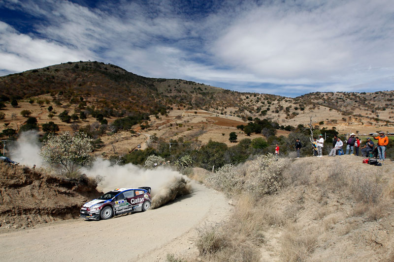 Thierry Neuville Rally Mexico 2013