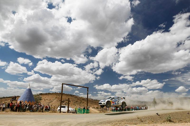 Jari Matti Rally Mexico 2013