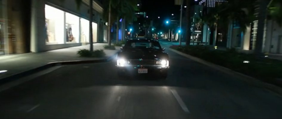Ode to Miami Vice Charger