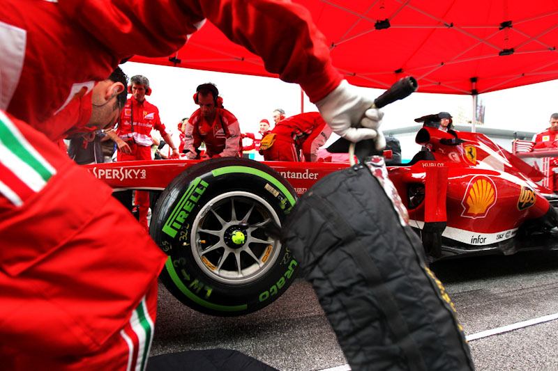 Ferrari Malaysian GP