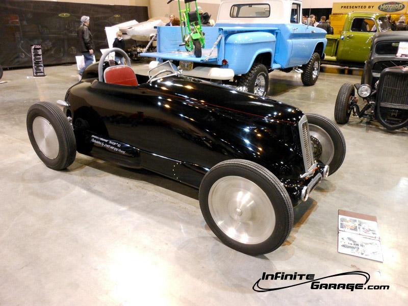 black roadster