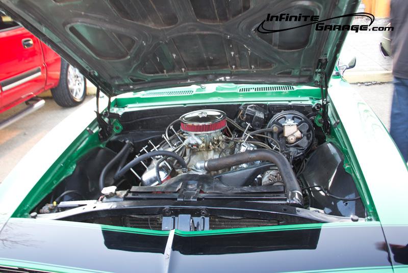 Chevy Camaro 454