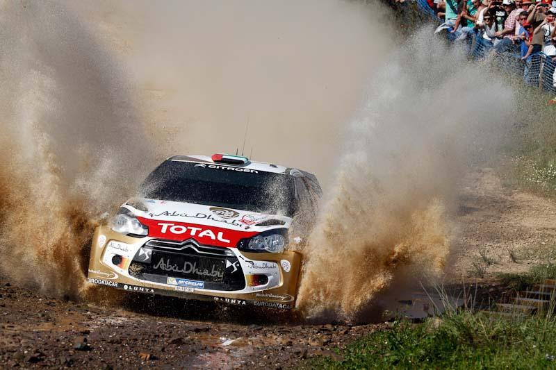 Kalhid Al Qassimi Rally Portugal 2013