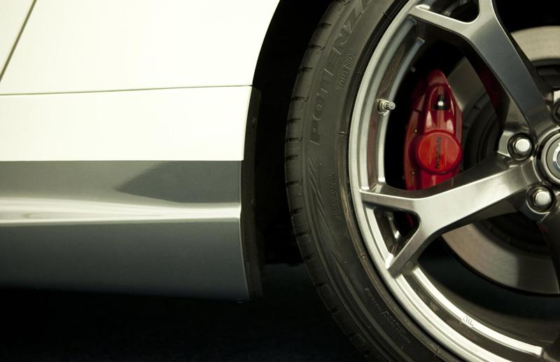 big brake kit 370z