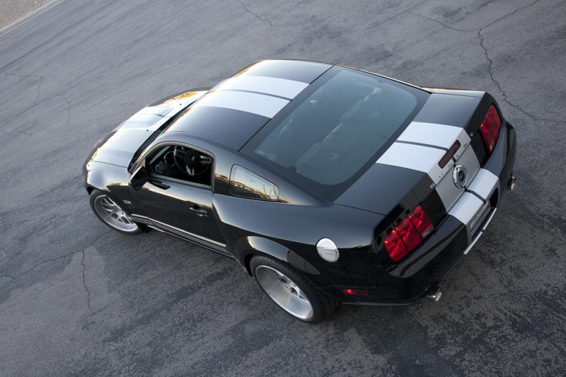 widebody shelby mustang