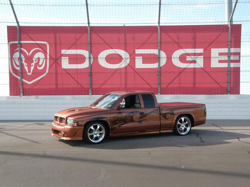 Dodge Dakotah custom