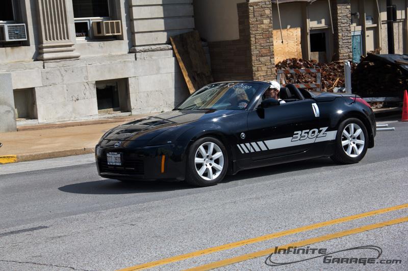 Nissan 350z show car