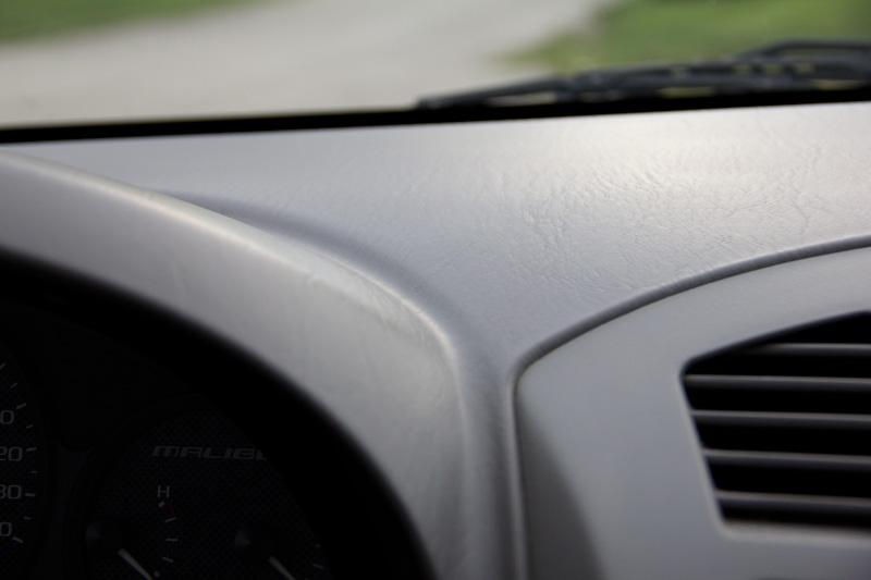 malibu gray interior