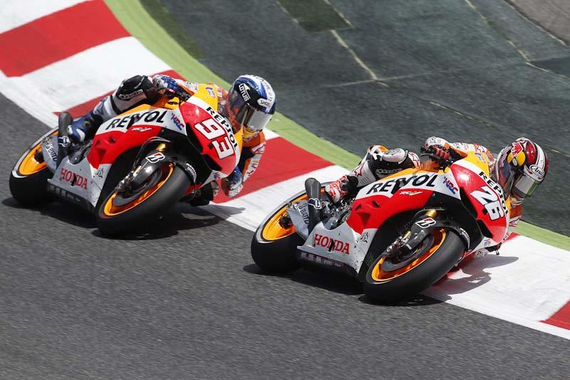 Dani Pedrosa Catalunya MotoGP 2013