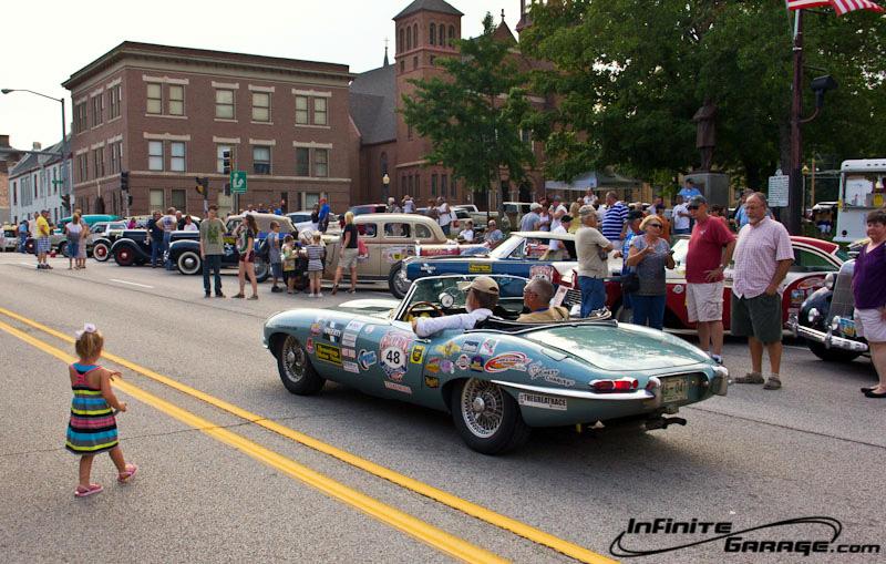 jaguar race car