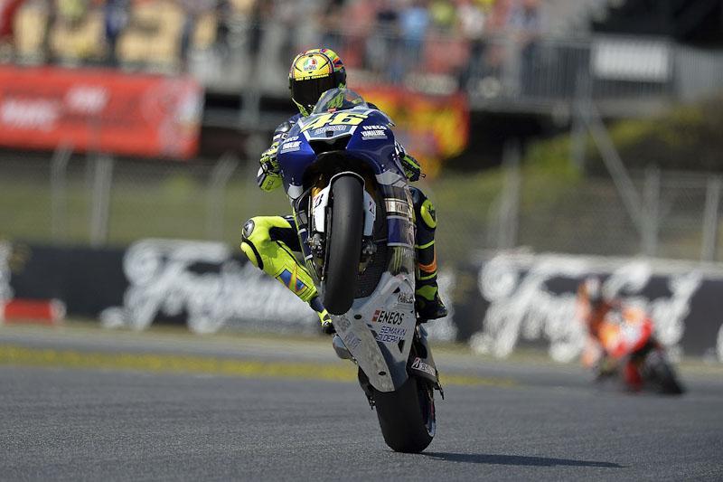 Valentino Rossi Catalunya 2013